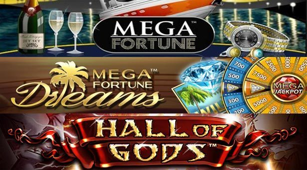 Three Huge Hits at NetEnt Casinos in One Week