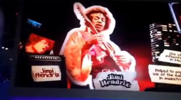 Jimi Hendrix Slot Coming to NetEnt