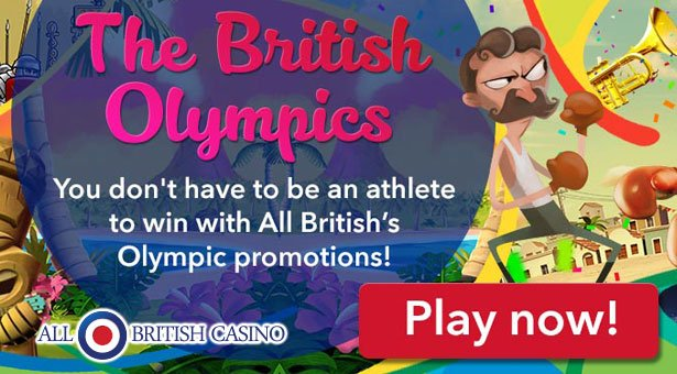 Olympics Coming to a Close at All British Casino