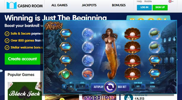 Secrets of Atlantis Launched with Free Spins