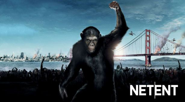 Planet of the Apes is Coming to NetEnt