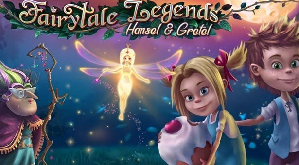 NetEnt Previews Hansel and Gretel Slot Game