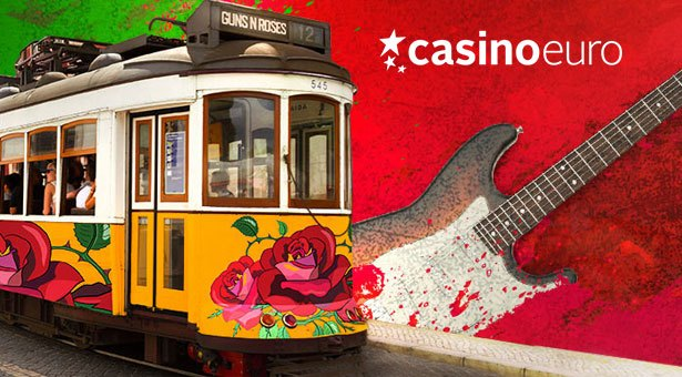 Casino Euro Hosts Guns N' Roses Concert Promotion