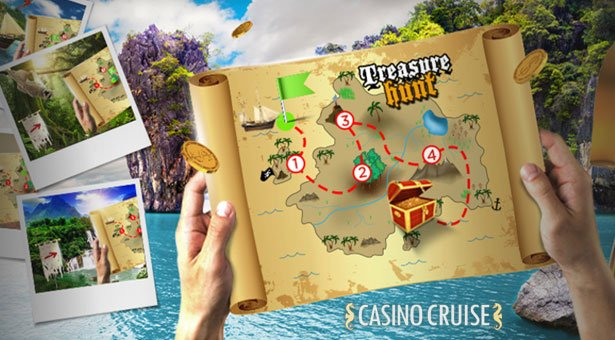 Casino Cruise Treasure Hunt Adventure