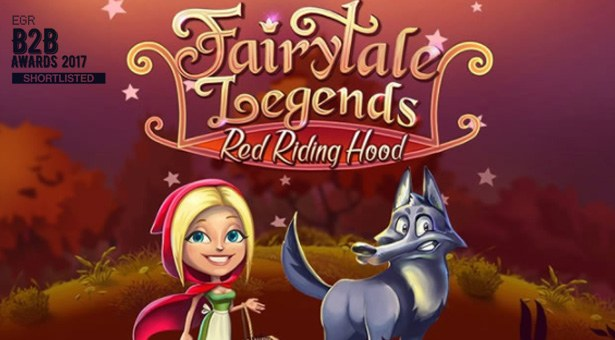 Red Riding Hood Slot on EGR Shortlist