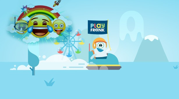 Emojiplanet Free Spins at Play Frank
