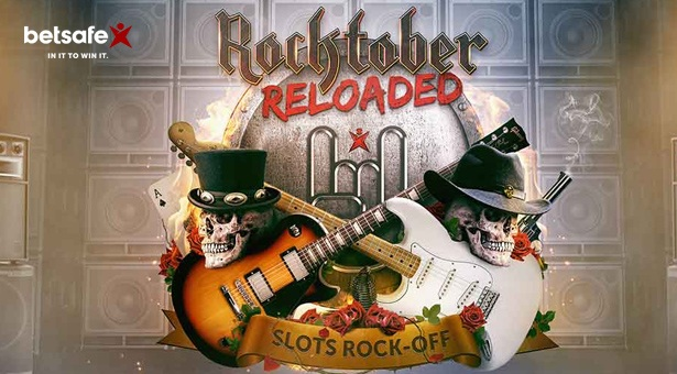 Slots Rock-Off at Betsafe Casino