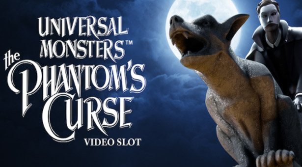 Universal Monsters: The Phantom's Curse at NetEnt Casinos