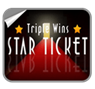 Triple Wins Star Scratch Card